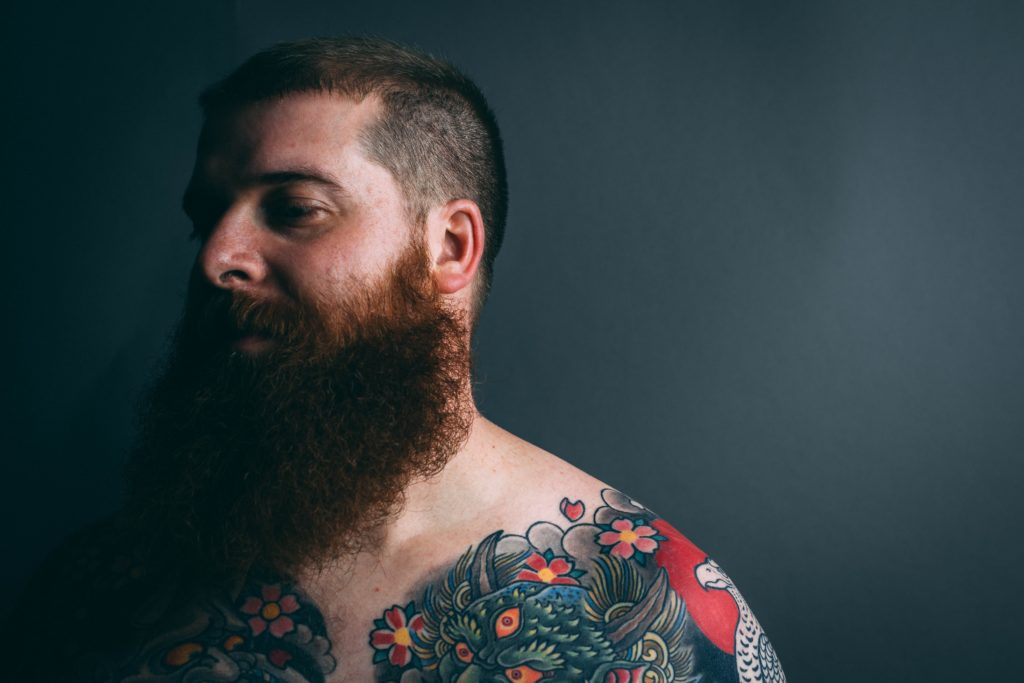 9 Tips For You To Grow A Big Beard