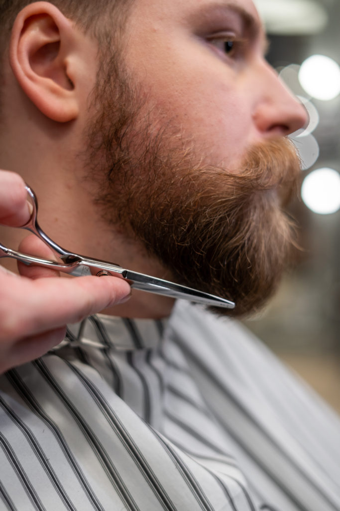 How To Properly Trim A Beard: The Most Burning Question
